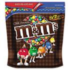 Milk Chocolate w/Candy Coating, 42oz Pack MNM32438