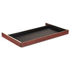 Valencia Series Center Drawer, 31w x 15d x 2h, Mahogany ALEVA312814MY