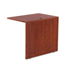 Valencia Series Reversible Return/Bridge Shell, 35w x 23-5/8d, Medium Cherry ALEVA353624MC