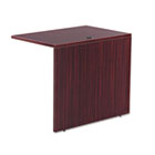 Valencia Series Reversible Return/Bridge Shell, 35w x 23-5/8d, Mahogany ALEVA353624MY