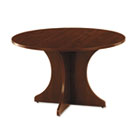 "Valencia Series Round Table Top, 42"" Diameter, Mahogany ALEVA72R4242MY"