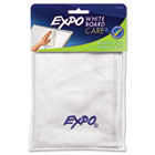 Microfiber Cleaning Cloth, 12 x 12, White SAN1752313