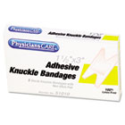 First Aid Fabric Knuckle Bandages, 8/Box ACM51010