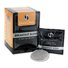 Coffee Pods, Breakfast Blend, Single Cup, 14/Box JAV30220