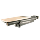 "TrimAir Titanium Guillotine Paper Trimmer, Wood Base, 15"" ACM15107"