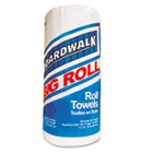Perforated Paper Towel Roll, 2-Ply, White, 11 x 8 1/2, 250/Roll, 12 Rolls/Carton BWK6273