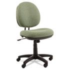 Interval Series Swivel/Tilt Task Chair,100% Acrylic w/Tone-On-Tone Pattern,Green ALEIN4871