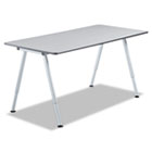 OfficeWorks Freestyle Table Top, 60w x 30d, Gray ICE68217