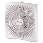 Personal Space Box Fan, Two-Speed, White HLSHABF120W