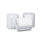 """Preprinted Single-Ply Thermal Cash Register/POS Roll, 3-1/8"""" x 230 ft, Wht, 8/Pk PMC05217"""
