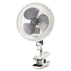 Personal Clip Fan, Two-Speed, White HLSHACP10WU