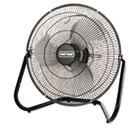 High Velocity Fan, Three-Speed, Black PATPUF1810BBM