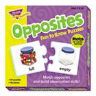 Fun to Know Puzzles, Opposites TEPT36004