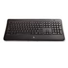 K800 Wireless Illuminated Keyboard, Unifying Receiver LOG920002359