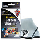 Flat Screen Dry Shammy, 12 1/2 x 12, Canister FALMCSS