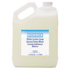 Mild Cleansing Lotion Soap, Pleasant Scent, Liquid, 1gal Bottle BWK420EA