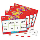 Young Learner Bingo Game, Sightwords TEPT6064