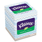 KLEENEX Lotion Facial Tissue, 2-Ply, 75 Sheets/Box KCC25829BX