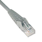 CAT6 Snagless Patch Cable, 1 ft., Gray TRPN201001GY