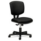Volt Series Task Chair with Synchro-Tilt, Black Fabric HON5703GA10T