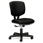 Volt Series Task Chair, Black Fabric HON5701GA10T