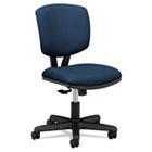 Volt Series Task Chair with Synchro-Tilt, Navy Fabric HON5703GA90T