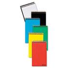 Wirebound Pocket Memo Book, Narrow Rule, 3 x 5, White, 50 Sheets TOP25093