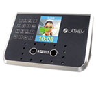 Face Recognition Time Clock System. 500 Employees, Gray, 7-1/4 x 3-1/2 x 5-1/4 LTHFR650KIT