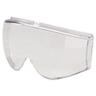 Stealth Safety Goggle Replacement Lenses, Clear Lens UVXS700C