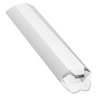 Expand-on-Demand Mailing Tube, White, 2 to 4 3/4 x 24 QUA46009