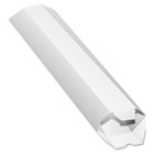 Expand-on-Demand Mailing Tube, White, 3 to 4 3/4 x 36 QUA46021
