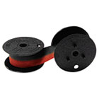 7010 Compatible Calculator Ribbon, Black/Red VCT7010
