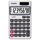 SL-300SV Handheld Calculator, 8-Digit LCD CSOSL300SV
