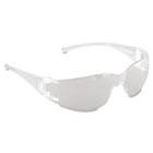 V10 Element Safety Glasses, Clear Frame, Clear Lens KCC25627