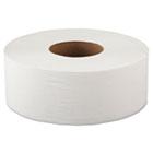 Jumbo Bathroom Tissue, 2-Ply, White, 500ft, 12 Rolls/Carton GEN10JUMBO