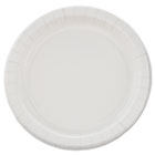 "Bare Eco-Forward Clay-Coated Paper Dinnerware, Plate, 8 1/2"" dia, 125/Pack SLOMP9B"