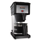 10-Cup Pour-O-Matic Coffee Brewer, Black BUNBXB