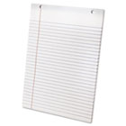 SimpleSort Crossover Writing Pad Refill Paper, 8-1/2 x 11, White, 80 Sheets/Pack TOP20328