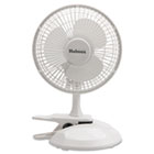 "6"" Convertible Clip/Desk Fan, 2 Speed, White HLSHCF0611AWM"