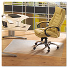 ClearTex Advantagemat Phthalate Free PVC Chair Mat for Hard Floors, 48 x 36 FLRPF129225EV
