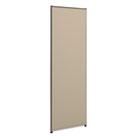 Versé Office Panel, 24w x 72h, Gray BSXP7224GYGY