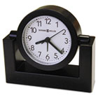 "Tabletop Alarm Clock, 3-1/2"", Black MIL645735"