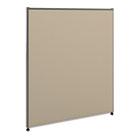 Versé Office Panel, 36w x 42h, Gray BSXP4236GYGY
