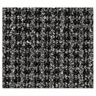 Oxford Wiper Mat, 36 x 60, Black/Gray CWNOXH035GY
