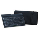 Bluetooth Ultra-Slim Wireless Mobile Keyboard, Black VER97753