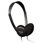 HP-100 Headphones, Black MAX190319