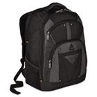 "Conquer 16"" Backpack, 11-8/10 x 7-1/2 x 18-3/4, Black TRGTSB214US"