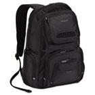 Legend IQ Backpack, 12-6/10 x 10-1/2 x 18-3/10, Black TRGTSB705US