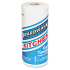 Boardwalk 100% Recycled Kitchen Roll Paper Towels, 2 Ply, White, 70 sht/rl, 30 rl/ct BWK6278