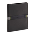 Storm Universal Fit Tablet/eReader Case, Polyester Fabric, Black/Gray USLSTM2234